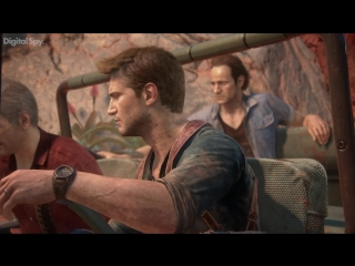 Uncharted 4:  A Thiefs End  18 минут геймплея
