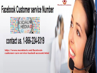 All you have to think about facebook customer care number 1-866-224-8319? A Smart Tactic to Get Quick Resolution