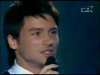 Сергей Лазарев - Даже если ты уйдёшь (Песня Года 2006)
