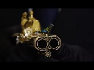 Пистоль викторианской эпохи. Потрясающе!