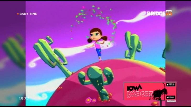 Ilona Chiquitas Bridge TV BABY TIME