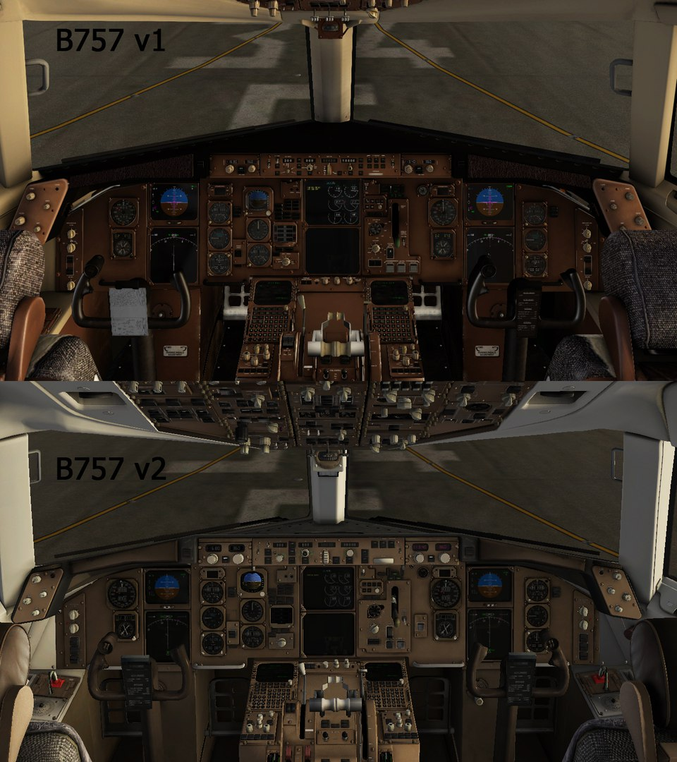Boeing 757 v2 by FlightFactor and StepToSky review