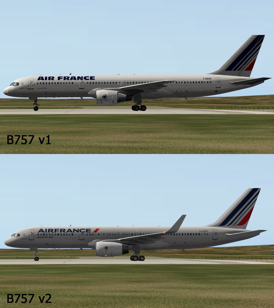 Boeing 757 v2 by FlightFactor and StepToSky review: jet_avia_blog