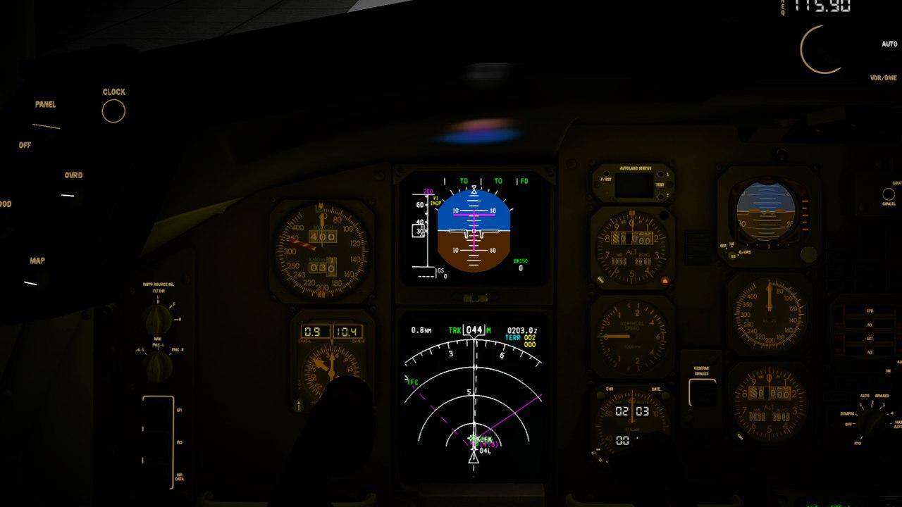 Boeing 757 v2 by FlightFactor and StepToSky review: jet_avia_blog