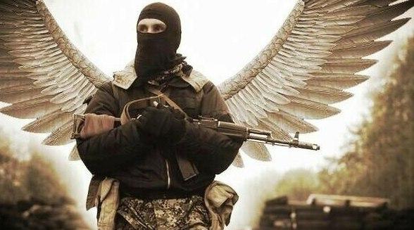 В Днепре в последний путь провели разведчиков Андрущенко и Лобова, погибших на Донбассе - Цензор.НЕТ 8511