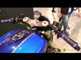 2015 Honda CB1100 Caffe Rene Custom Bike with Yoshimura Exhaust