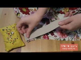 Как сшить летние брюки-шаровары