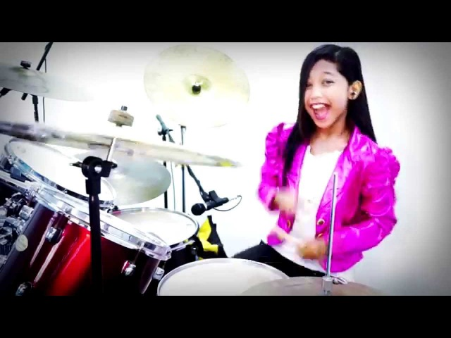 Don Omar Taboo Drum Cover by Nur Amira Syahira