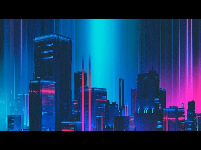 SYNTHWAVE ► Dark Gaming Mix (80 minutes - 2016)