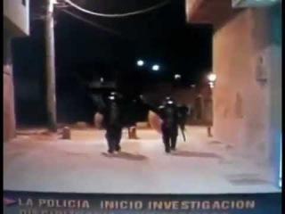 Полицейский выстрелил в хулигана