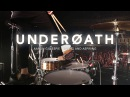Underoath Young and Aspiring [Aaron Gillespie] Drum Video Live [HD]