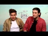 Tini: el gran cambio de Violetta - Entrevista a Adrián Salzedo y Jorge Blanco