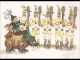 11, Урфин Джюс и его деревянные солдаты, Новый правитель Изумрудной страны