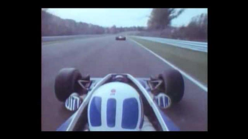 F1 1978 Watkins Glen - Didier Pironi Onboard - Tyrrell 008