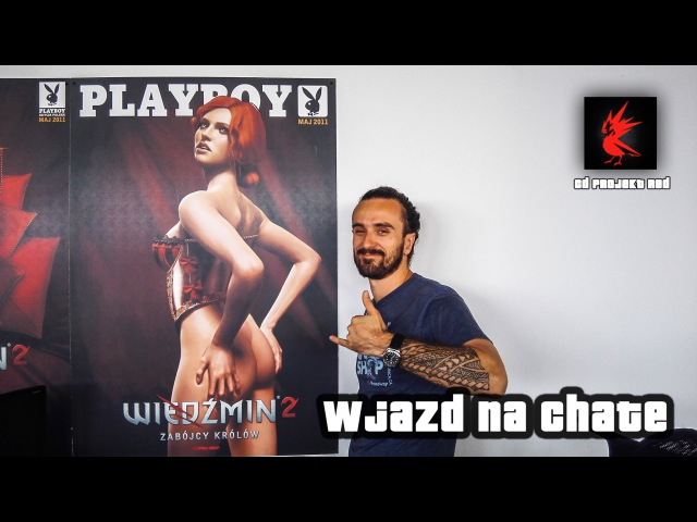★ CD PROJEKT RED ★ WJAZD NA CHATE ★ WIEDZMIN / WITCHER 's HOUSE