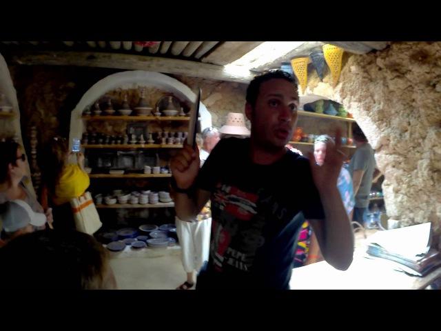 Отдых в Тунисе 2017-остров Джерба ч.2 БазарЭкскурсия/Holidays in Tunisia in the island of Djerba