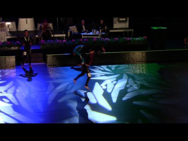 Douglas Junger, Disco Freestyle - Nordic Open 2016