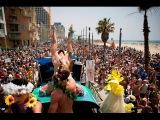 200,000 party in Tel Aviv Gay Pride Parade, Regions Biggest