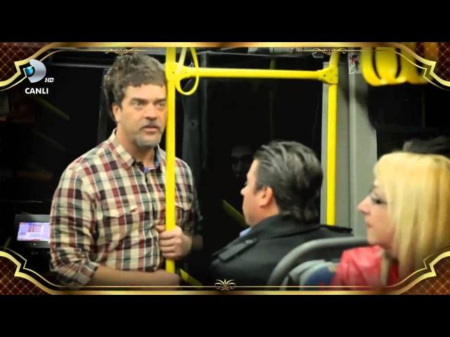 Şarkılarla Yaşayan Adam Otobüste HD