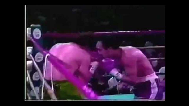 Carlos Zarate vs Daniel Zaragoza