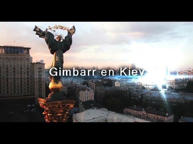 Gimbarr en Kiev 2015-2016