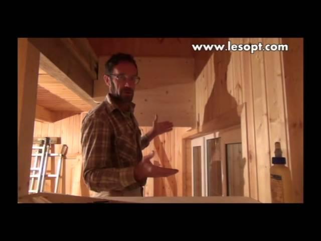 Тетива, косоур - изготовление лестницы