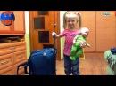 ✔ Кукла Беби Борн и Ярослава собирают вещи в путешествие – Буковель ждет! / Doll Baby...
