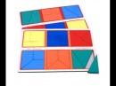Маст хэв, от 1 года до 9 лет. Кубики Никитина, квадраты Никитина.