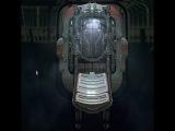 Scifi cryopod speedmodel