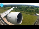 GE90 ENGINE ROAR | Singapore Airlines 777-300ER Takeoff from Manchester Airport!