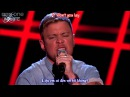 Lee Glasson - Can't Get You Out Of My Head - The Voice UK 2014