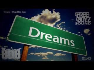 fibonacci808 - Dreams Come True (instrumental for sale)