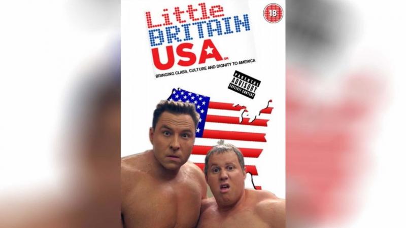Ваша Бриташа в Америке (2008) | Little Britain USA