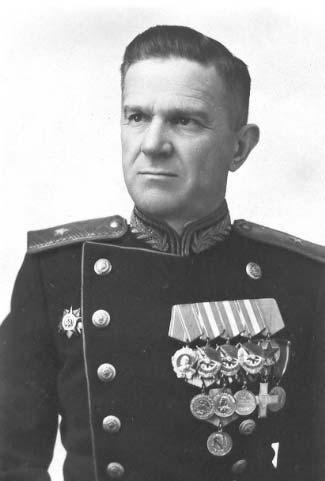 Комендант 151 УР Игнатьев С.А.