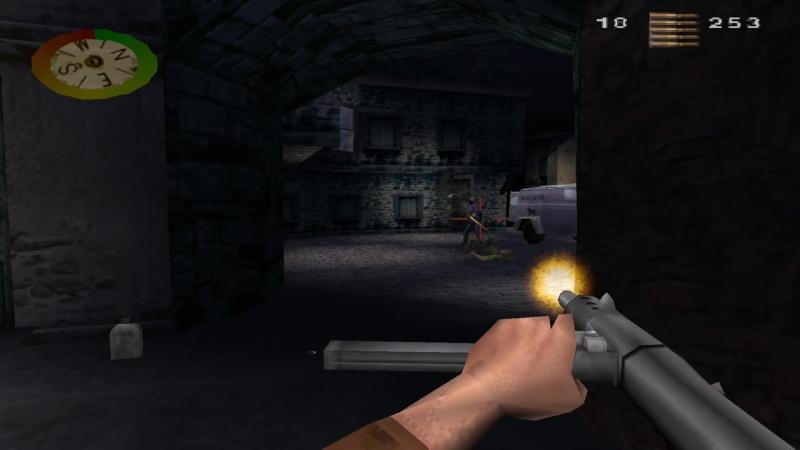 Прохождение Medal of Honor: Underground №1 - Захвачено