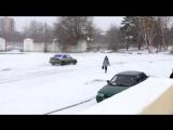 Первый снег и последняя встреча с Accent. Прошивки на авто в описании