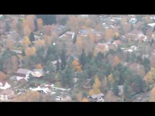 Ленинградская область,самый ближайший сосед Санкт-Петербурга город ВСЕВОЛОЖСК с высоты птичьего полета