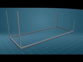 Имиджевый ролик для завода металлоконструкций Комплект строй