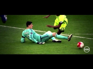 Thibaut Courtois - Best Saves - Chelsea FC 2016 - HD