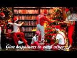 (для мобильных)Andrey Koshevarov choreography  N'sync - Christmas, Happy Holidays