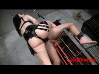 Cybill troy - hung like a horse