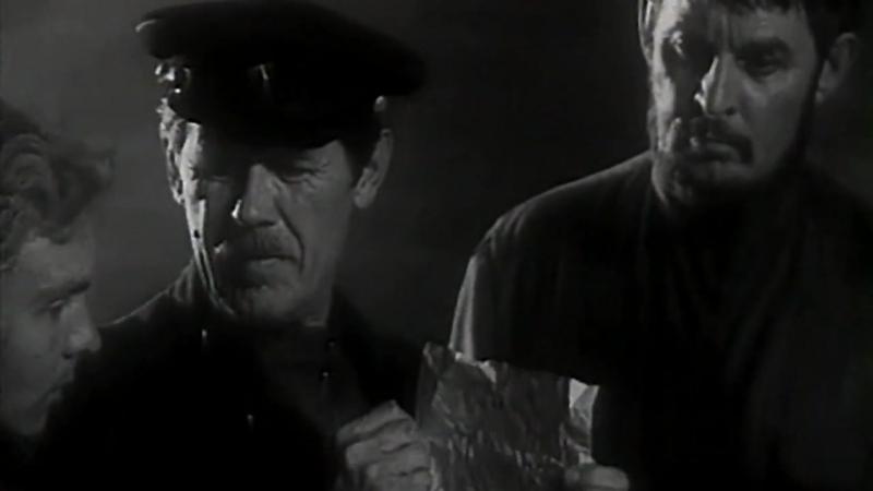 «Руины стреляют» (1970) 1-я серия