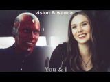 Vision &amp wanda You &amp I (+Civil War)