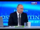 Прямая линия с Владимиром Путиным. Часть 4. Эфир от 16 апреля 2015 года