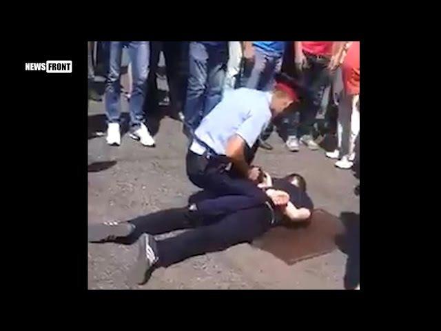 Казахстан: Перестрелка в городе Алматы