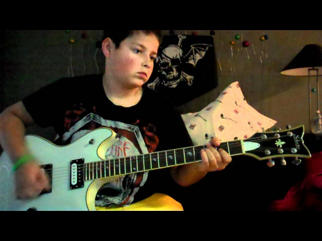 The Pride- Five Finger Death Punch (guitar cover)