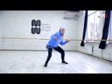 Dance2sense: Teaser - Usher - Bump - Angelika Izabelskaja
