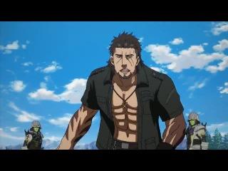 [RD] Последняя фантазия XV: Братство / Brotherhood: Final Fantasy XV 3 серия русская озвучка [Screem, Sofi, Kl1nT,LeXar,REDGO]