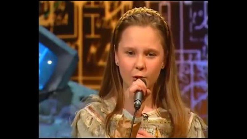 Казачья народная песня Любо братцы любо… Пелагея в 11 лет