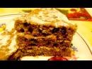 Пирог на Чайной Заварке. Нечерствеющий Пирог. Еда в Пост